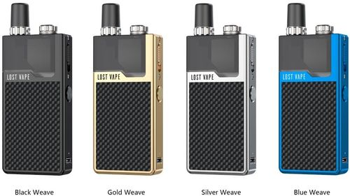 Orion Q Pod System KIT by LOST VAPE