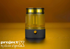 PROJECT X Extension Black and Gold by HUSSAR VAPES