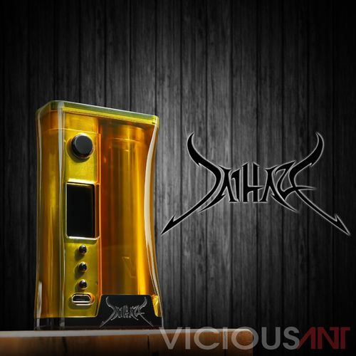 HAZE 21700 DNA75C ULTEM BLACK Special Edition by Vicious Ant