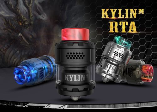 Kylin M RTA by Vandy Vape