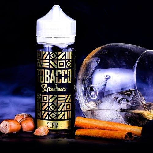 SEPIA Tobacco Shades - 100ml em Unicorn bottle 120ml - (Preparado NicShot) 0mg