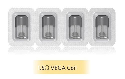 Phiness Vega COIL 1,5 ohm (Pack 4 uni)