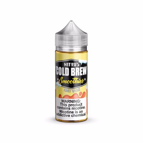Nitro's Cold Brew SMOOTHIES Fruit Splash - 100ml em Unicorn bottle 120ml 0mg