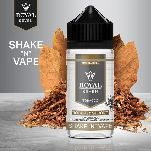 Royal Seven By Halo Robust & Strong - 50ml em Unicorn bottle 100ml