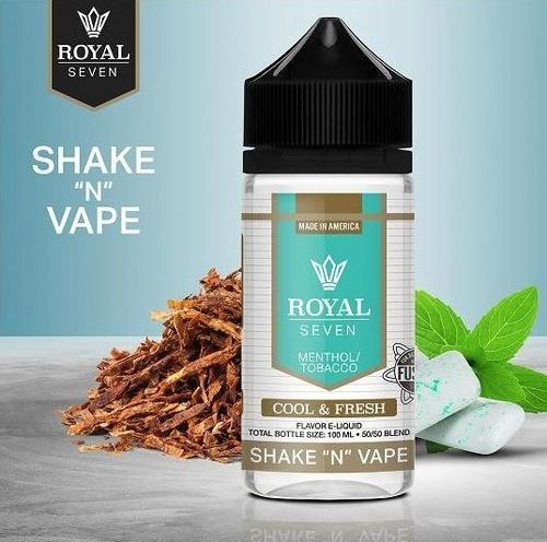 Royal Seven By Halo Cool & Fresh - 50ml em Unicorn bottle 100ml