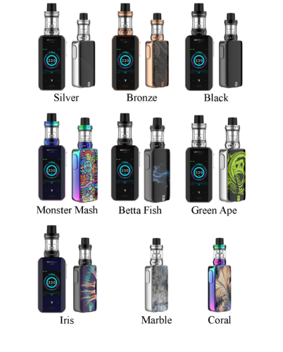 Vaporesso Luxe S KIT - TPD