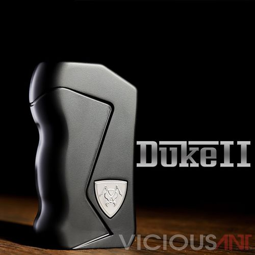 DUKE II SX 18650 Aluminum Black by Vicious Ant
