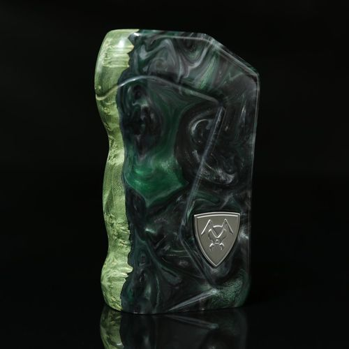 DUKE II SX 18650 STABWOOD TI (029) by Vicious Ant (50 units limited edition)
