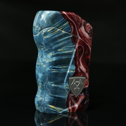 DUKE II SX 18650 STABWOOD TI (021) by Vicious Ant (50 units limited edition)