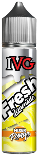 IVG Fresh Lemonade - 50ml em Unicorn bottle 60ml - (NicShot Ready)