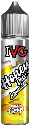 IVG Honeydew Lemonade - 50ml em Unicorn bottle 60ml - (NicShot Ready)