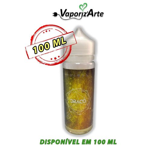 Kosmos DRACO - 100ml em Unicorn bottle 120ml - (Preparado para adicionar 20ml NicShot)