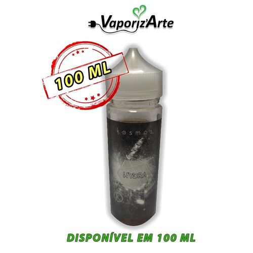Kosmos HYDRA - 100ml em Unicorn bottle 120ml - (Preparado para adicionar 20ml NicShot)