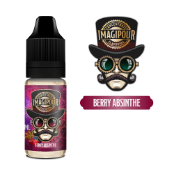 Concentrado Imagipour Berry Absinthe by HALO 10ml