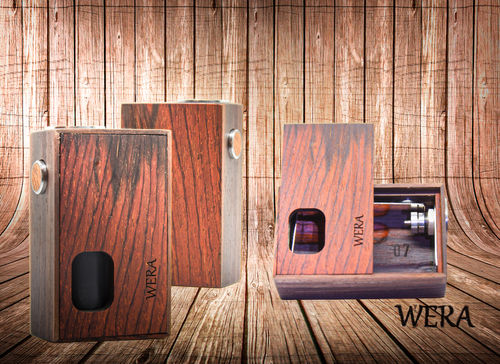 Wera Squonk (Limited edition 30 units) #7 by Wera Mods