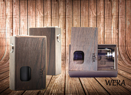 Wera Squonk (Limited edition 30 units) #9 by Wera Mods