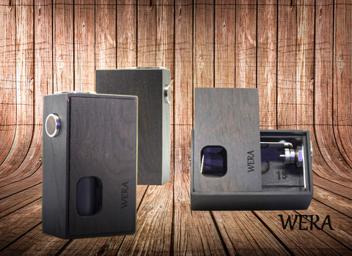 Wera Squonk (Limited edition 30 units) #19 by Wera Mods