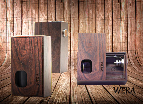 Wera Squonk (Limited edition 30 units) #23 by Wera Mods
