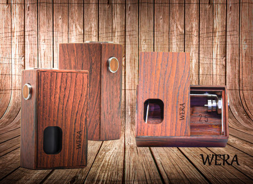 Wera Squonk (Limited edition 30 units) #25 by Wera Mods