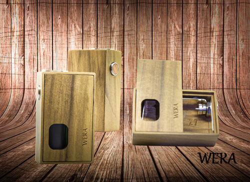 Wera Squonk (Limited edition 30 units) #27 by Wera Mods