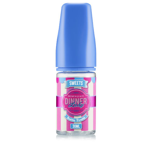 Dinner Lady Sweet Bubble Trouble  - Concentrate 30ml
