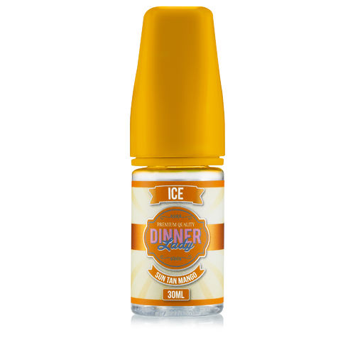 Dinner Lady ICE Sun Tan Mango - Concentrate 30ml