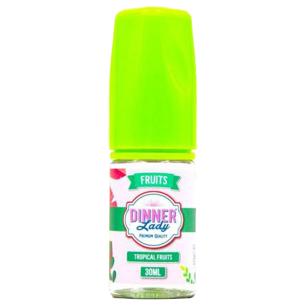 Dinner Lady Tropical Fruits - Concentrate 30ml