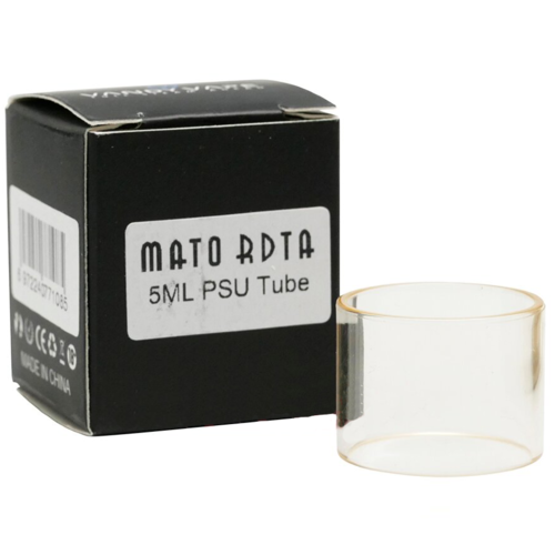 Glass Tube Mato RDTA 5ml by Vandy Vape